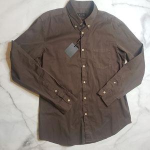 NWT Massimo Dutti button up shirt